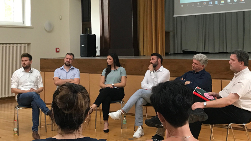 20180628 Podiumsdiskussion