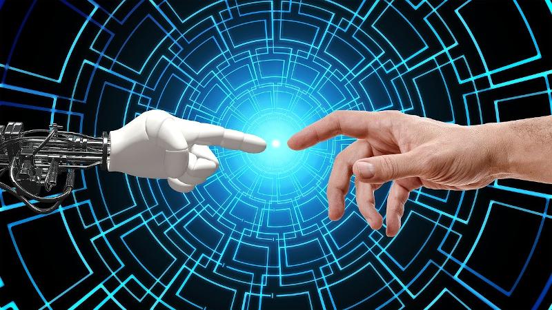 Künstliche Intelligenz (© Gerald Altmann / geralt - Pixabay.com)